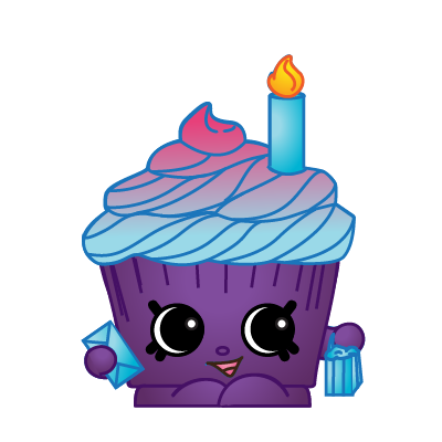 Drawing shopkins cake. Mary wishes purple coloring