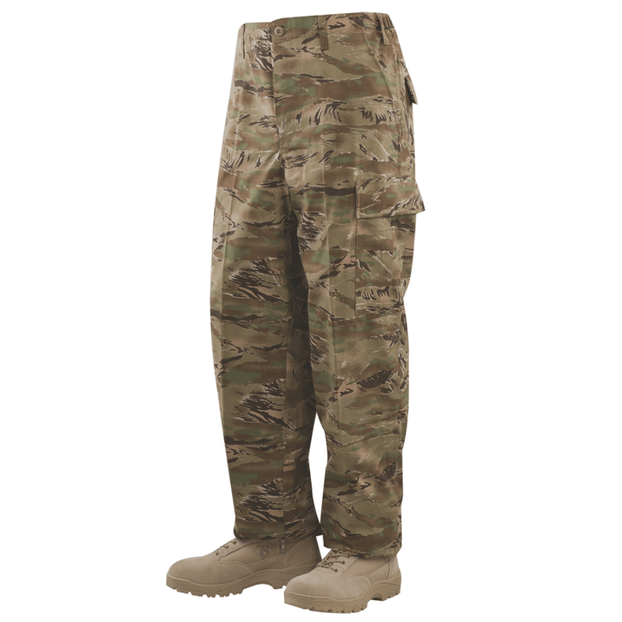 Drawing shorts army pants. All terrain tiger stripe
