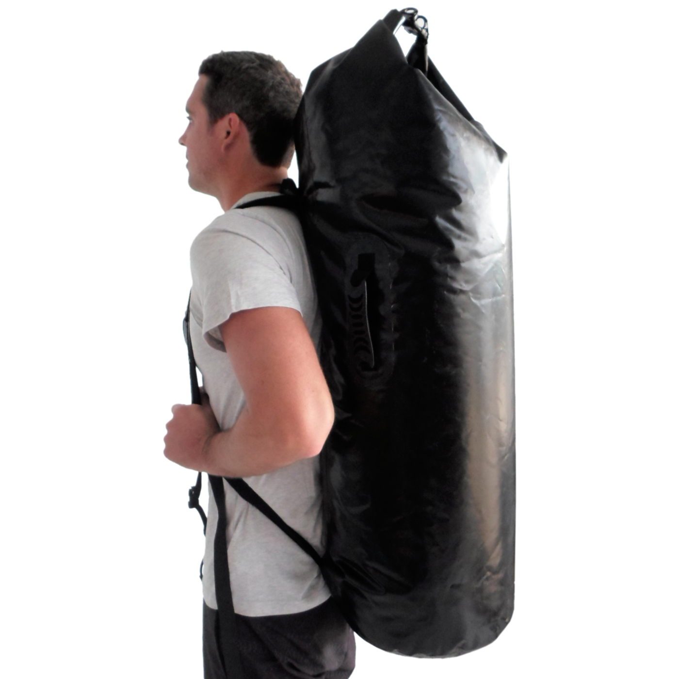 Drawing shorts leather. Waterproof dry bag backpack