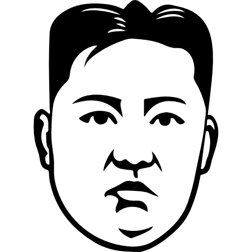 Drawing show kim jung. Jong il free people