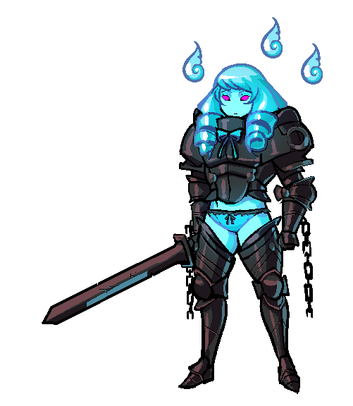 Drawing slime reference. Armor female character design