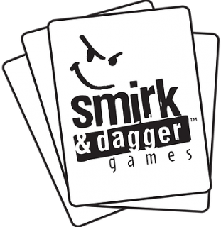 Drawing smirk comic book. Games published by and