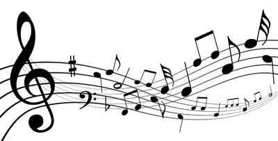 Notes drawing song. Music card images google