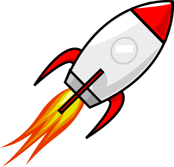 Spaceship svg vector. Collection of cartoon