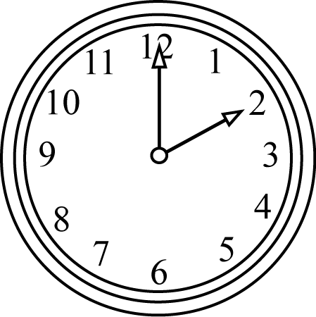 Cracked Drawing Clock Transparent Clipart Free Download
