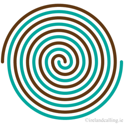 Drawing spirals meaning. The spiral thought to