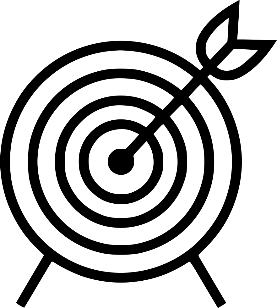 Drawing spirals psd. Target svg png icon