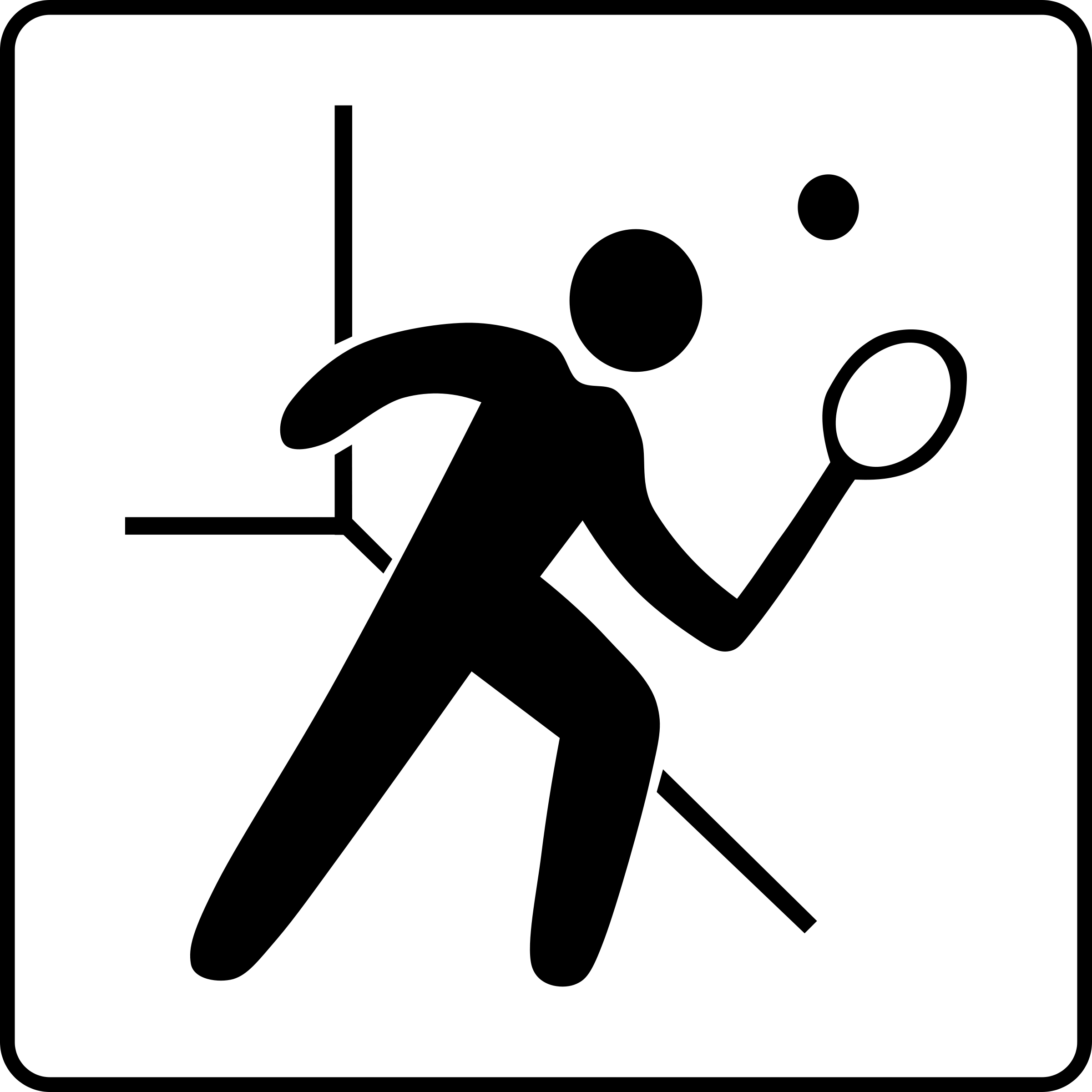 Drawing sport clipart. Squash pencil and in