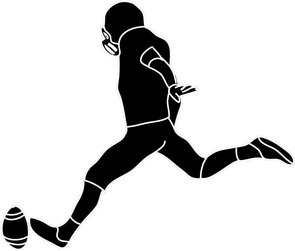 Drawing sport silhouette. Sports clipart at getdrawings