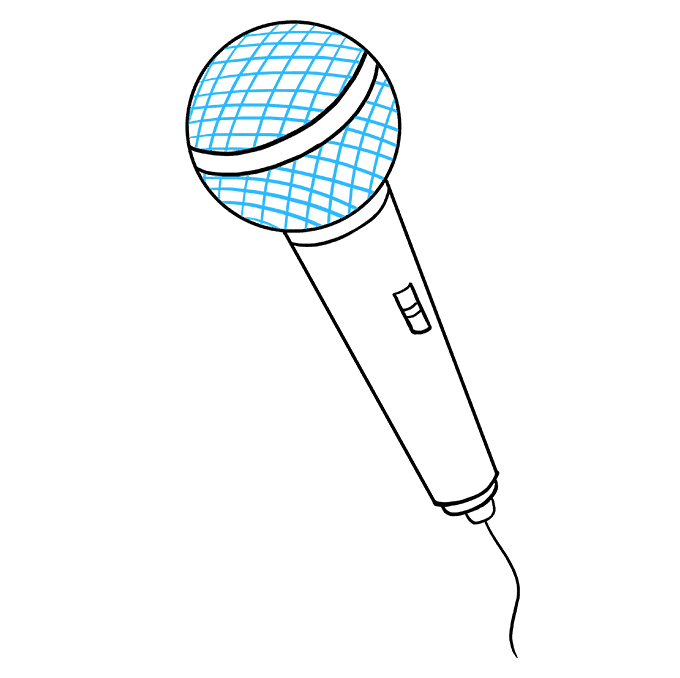 Badminton drawing ball. How to draw a