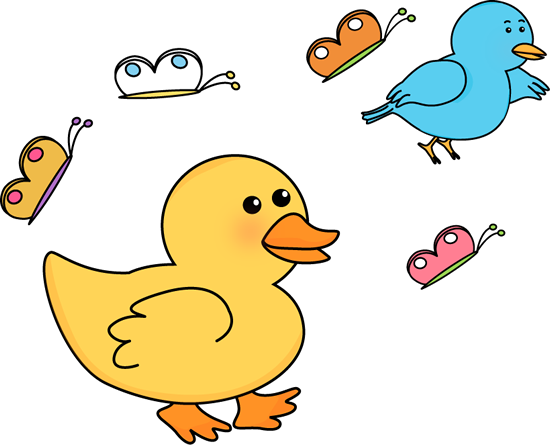 Drawing spring duck. Free clipart at getdrawings