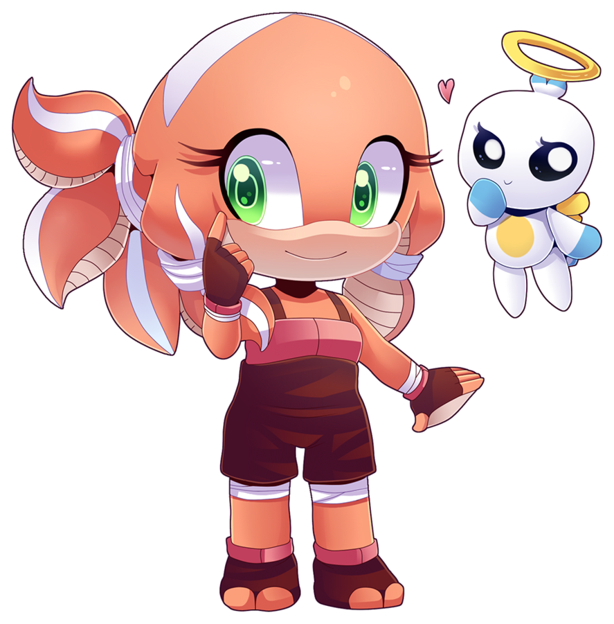 Drawing starfish chibi. By piesamir on deviantart