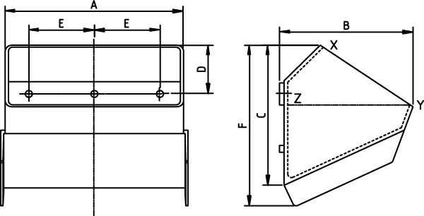 Drawing steel manufacturing. Collection of free bucket