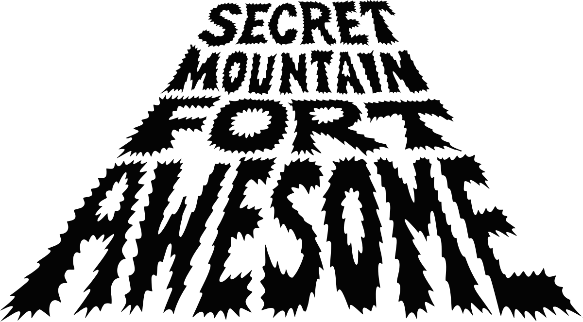 Satire drawing mountain. Secret fort awesome wikipedia
