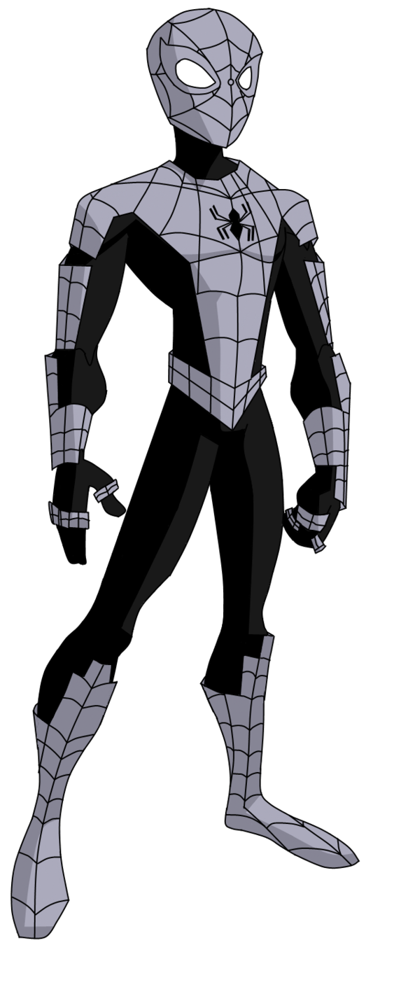 Drawing storyboard spectacular spider man. Armor by valrahmortem on