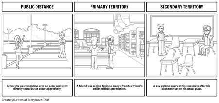 Drawing storyboard text. For marcomm by adibahrazah