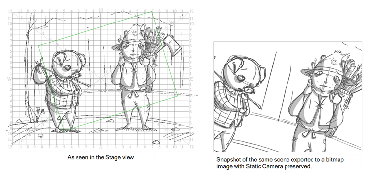 Drawing storyboards detailed. Storyboard pro online help