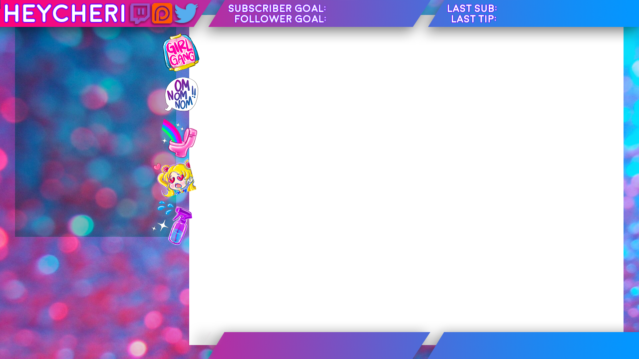 Obs transparent chat overlay. My twitch hee so