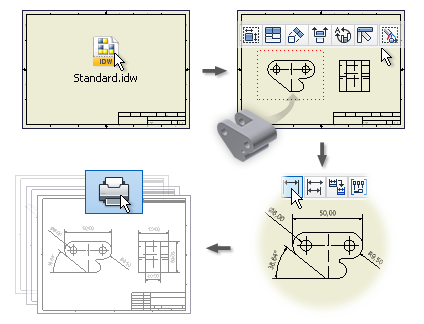 Drawing tab drafting. Environment search autodesk knowledge