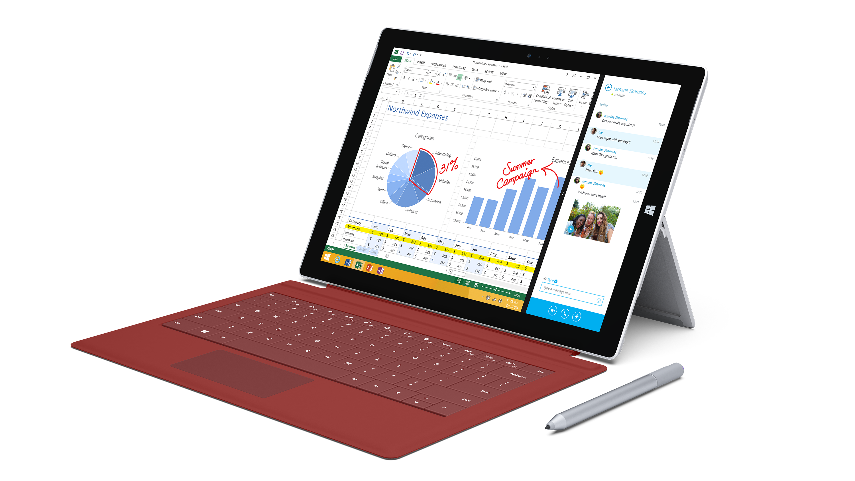 Drawing tab surface 3. Pro arrives in nine
