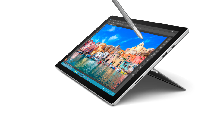 Drawing tab surface pro 4. Review ign still a