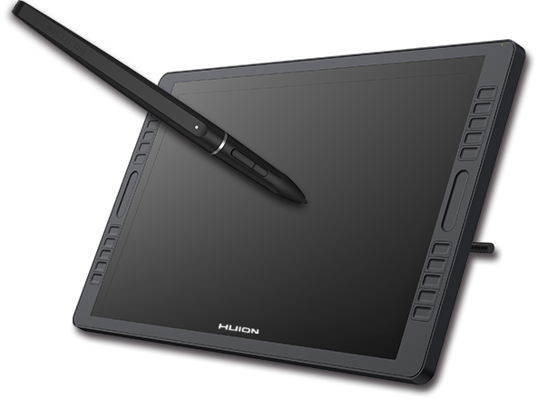Drawing tablety big. Buy huion pen tablets