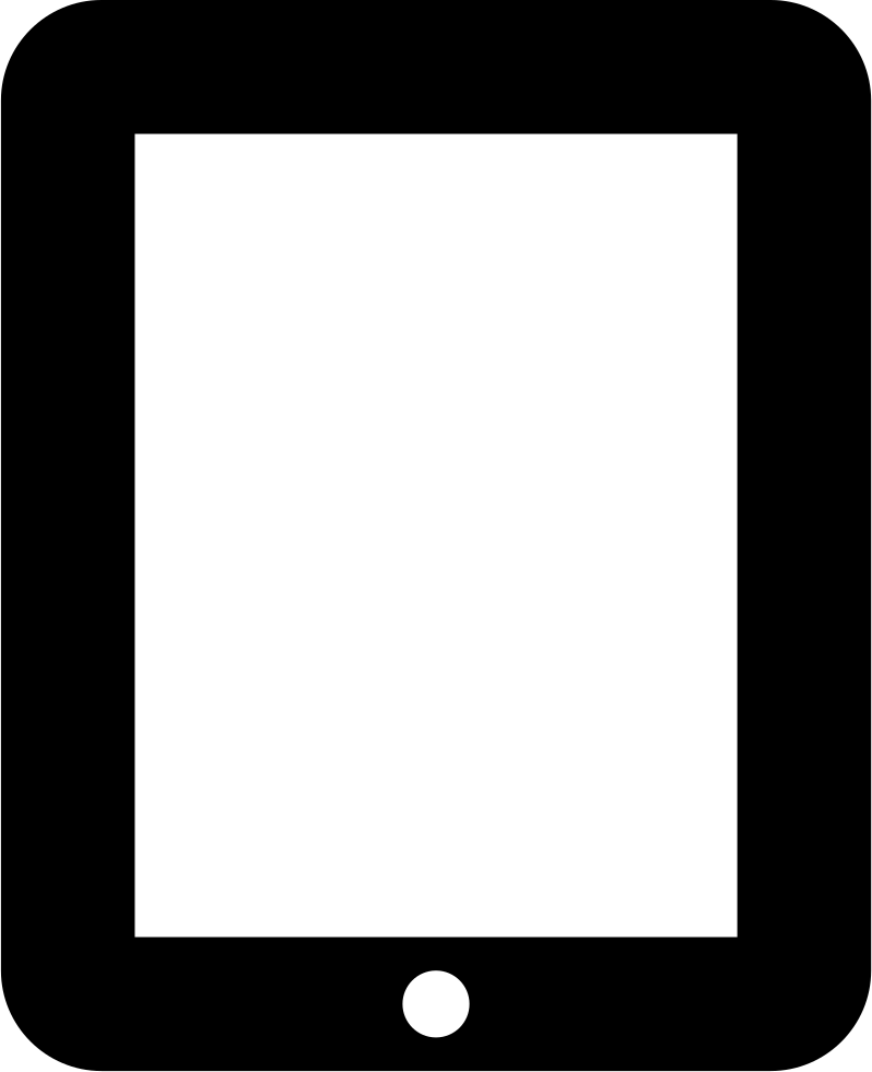 Drawing tablety cdr king. Tablet svg png icon