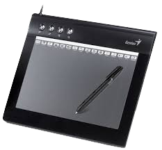 Drawing tablety genius. Support tablets easypen mx