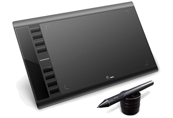 Drawing touchpad ugee m708. Pen tablets