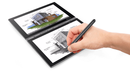 Drawing tablety windows. Review lenovo yoga book