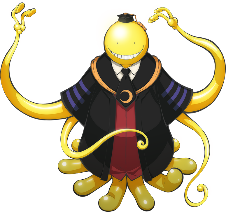 Transparent reaper assassination classroom