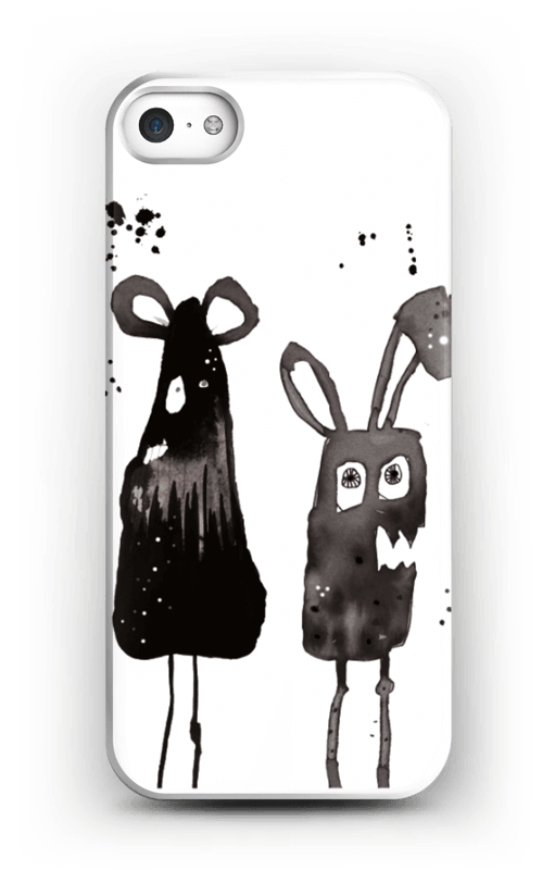 Drawing technology cute. Monsters caseapp case iphone