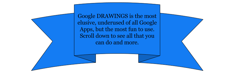 Googlr drawing fun. Engage your students with