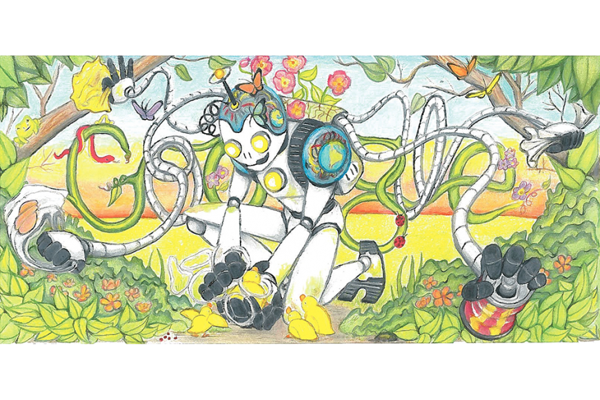 Googlr drawing doodle 4 google. Plant city teen a