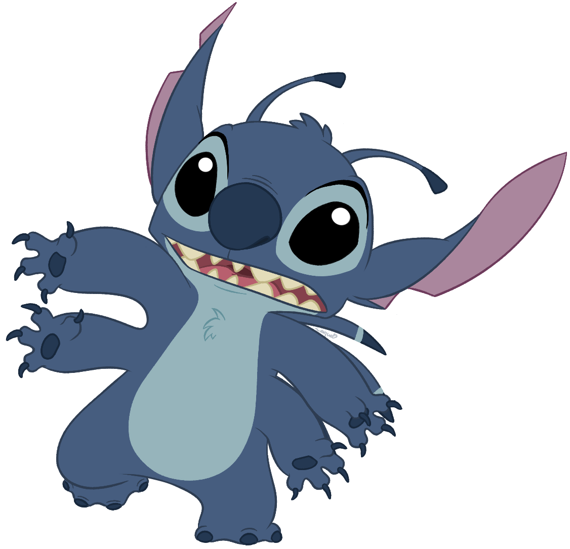 Drawing thing draw stitch. By foxfries on deviantart