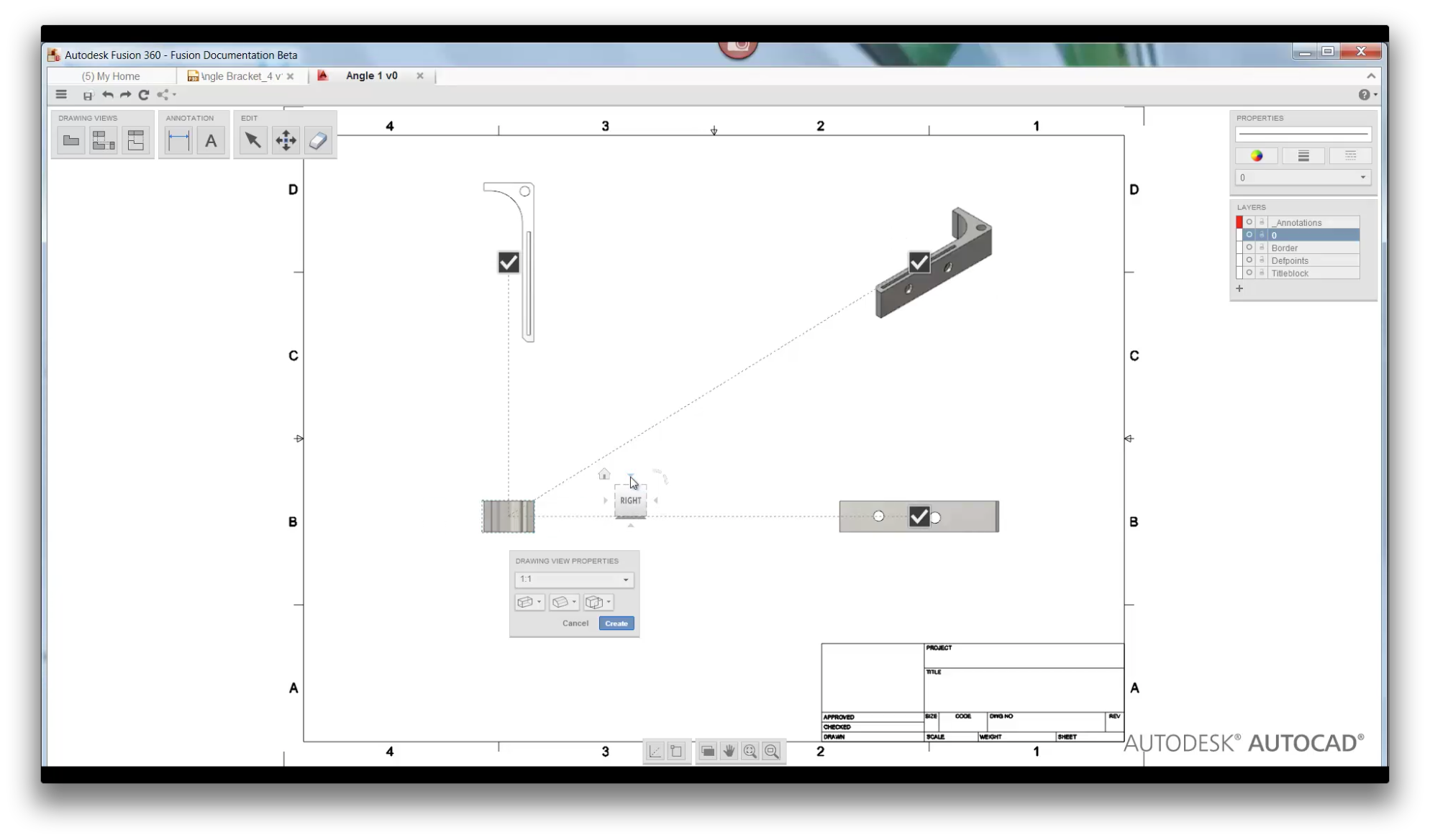 Drawing thread fusion 360. Blog page of product