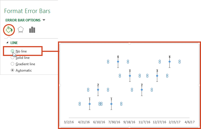 Drawing timeline horizontal. Office excel how to