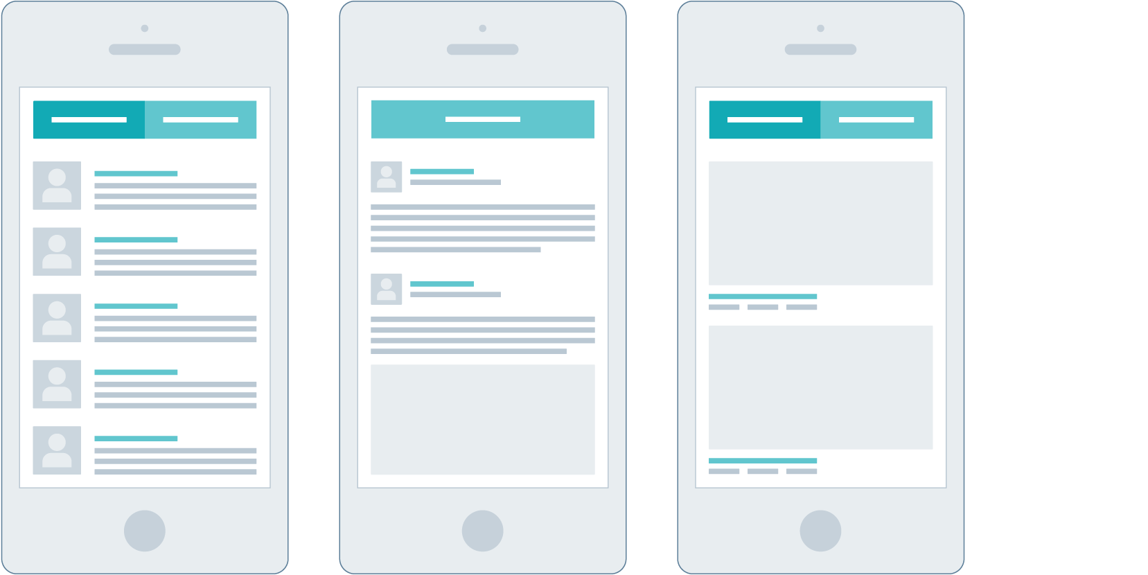 Mobile drawing keep it simple. Examples draw io mockups