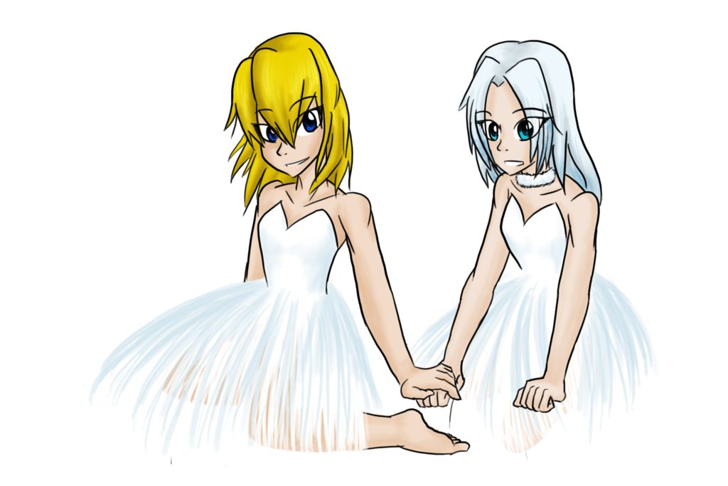 Drawing tinkerbell anime. And periwinkle request by