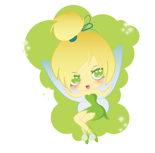 Cheer drawing tinkerbell. Images wallpaper and background