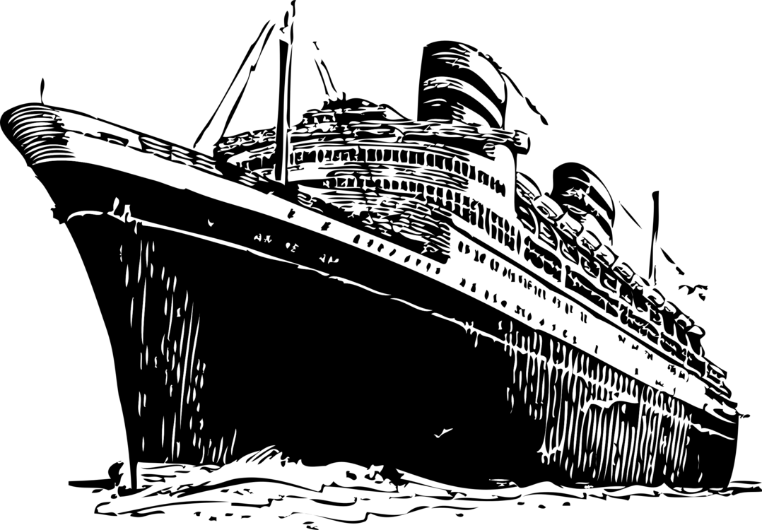 Sinking of the rms. Titanic clipart picture transparent library