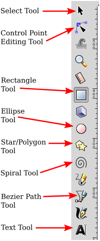 Drawing toolbar. Introduction to computer graphics