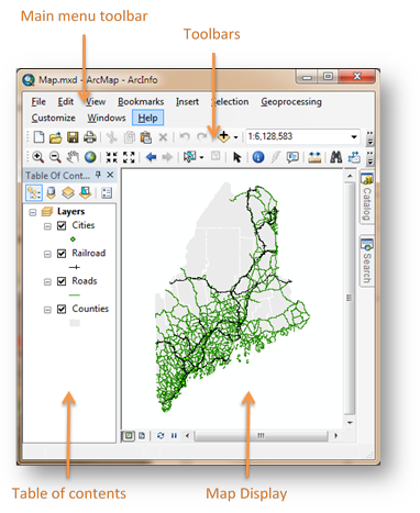 Drawing Toolbars Arcmap Transparent & PNG Clipart Free Download - YA