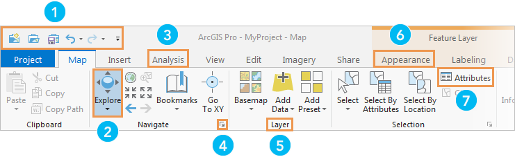 Drawing toolbars arcmap. About arcgis pro desktop