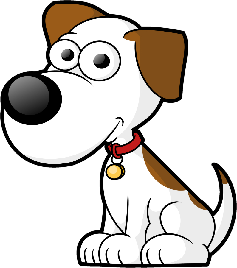 Lab dog clipart at. Drawing toons hard clip library download