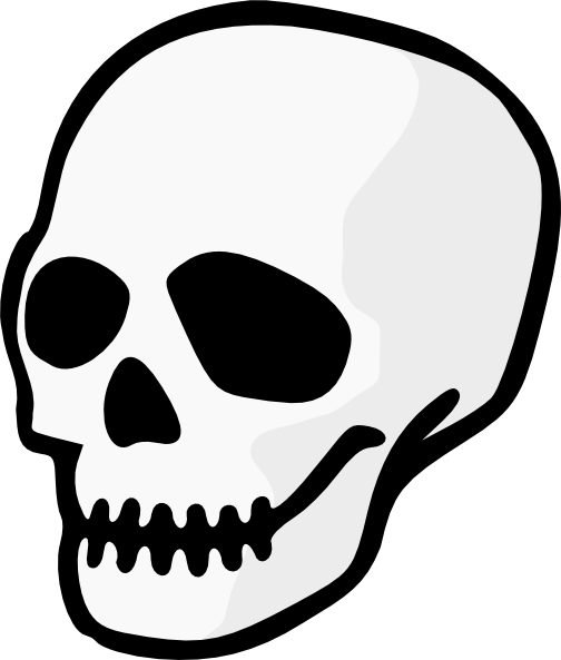 Drawing toons skeleton. Collection of cartoon