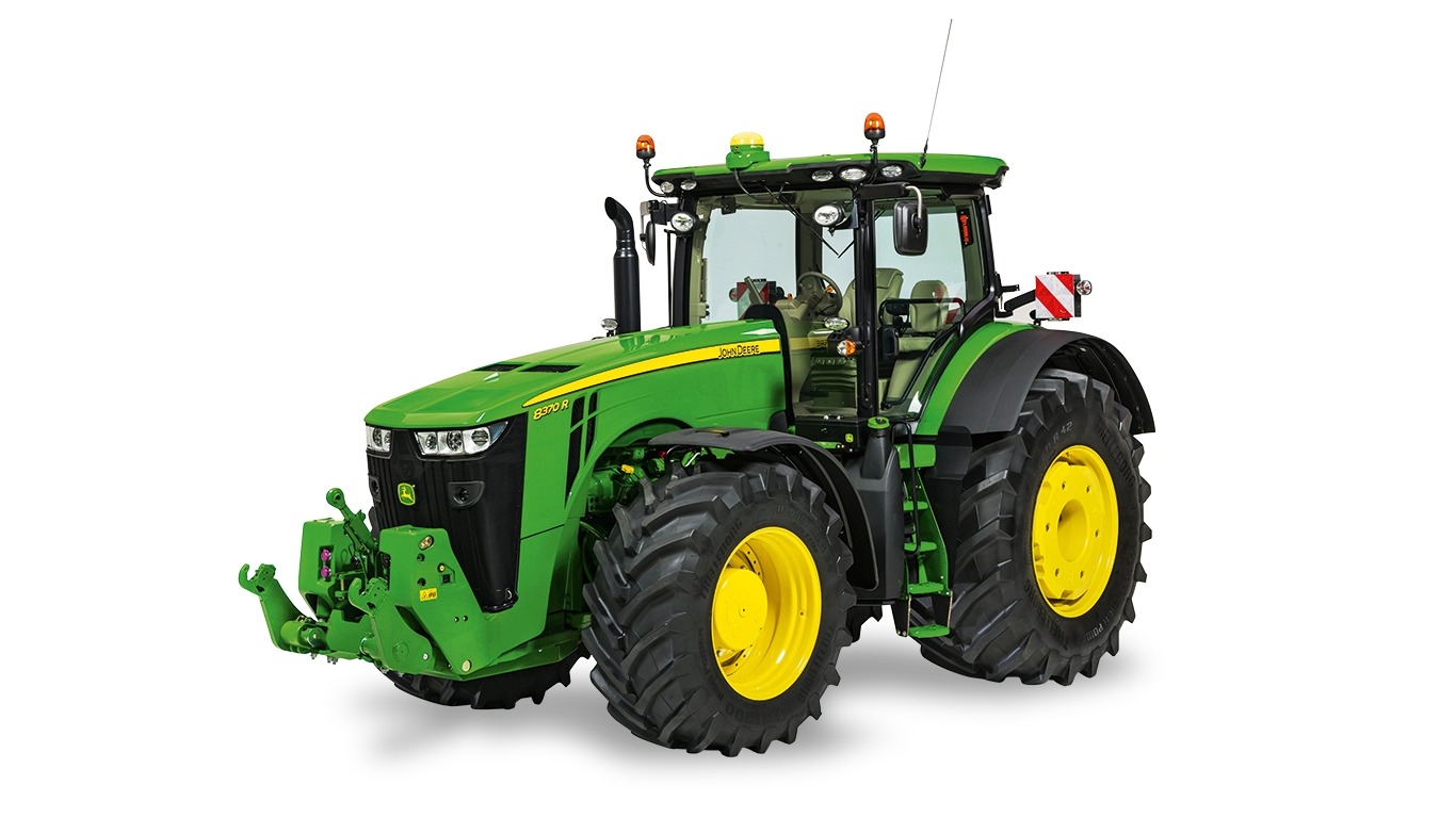 Drawing tractors big tractor. R rt series