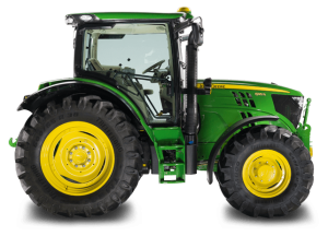 Drawing tractors tractor trolley. Why do have smaller
