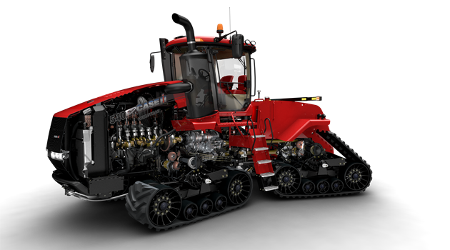 Drawing tractors tractor international. Steiger series wd row