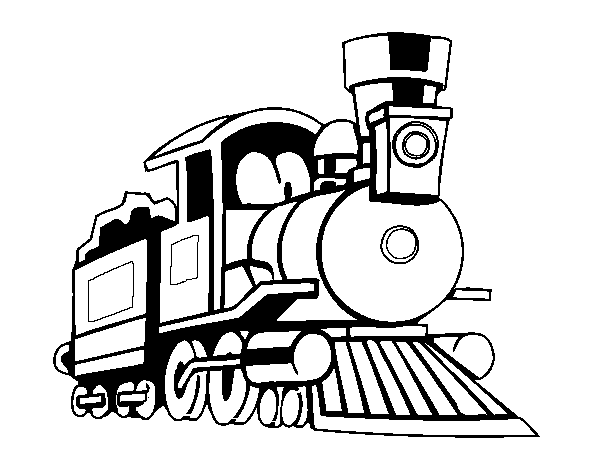 Drawing Train Transparent Clipart Free Download